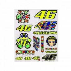 Sticker-Kit VR46 gross 268103