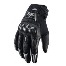 Fox Handschuhe Bomber - schwarz