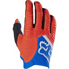 Fox Handschuhe Pawtector - orange/blau