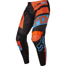 Fox Hose 180 - Falcon schwarz/orange