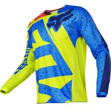 Fox Tricot 180 Junior - Nirv gelb/blau