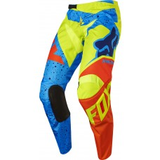 Fox Hose 180 Junior - Nirv gelb/blau