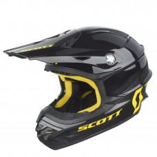 Scott Helm 350 Pro - schwarz/gelb