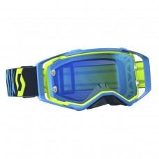 Scott Prospect Brille - blau/gelb