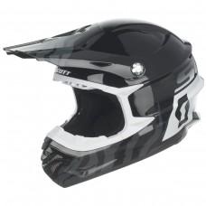 Scott Helm 350 Pro - schwarz/weiss