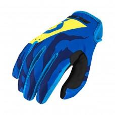 Scott Handschuhe 350 - Race blau/gelb