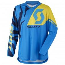 Scott Tricot 350 - Race blau/gelb