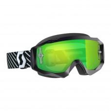 Scott Hustle X - schwarz/grün