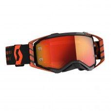 Scott Prospect Brille - orange/schwarz
