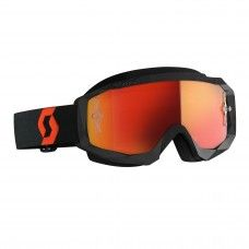Scott Hustle X - schwarz/orange