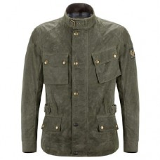 Belstaff Jacke Crosby - British Racing grün