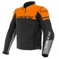Dainese Agile - orange/schwarz