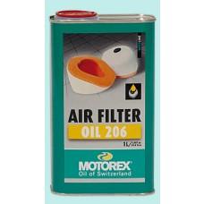 Motorex Luft-Filteröl 206