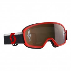 Scott Brille Buzz MX Junior - rot