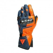 Dainese Carbon 3 Long - dunkelblau/orange