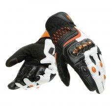 Dainese Carbon 3 Short - schwarz/grau/orange