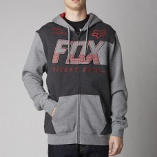Fox Hoody - Clutch Zip