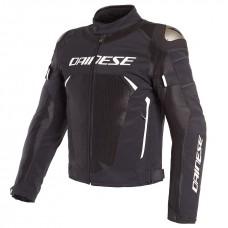 Dainese Dinamica Air D-Dry Jacke, schwarz/weiss