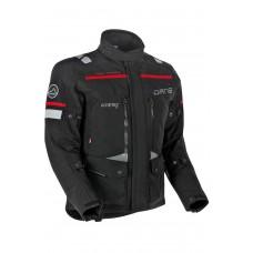 Dane Jacke Sealand GTX - schwarz/rot