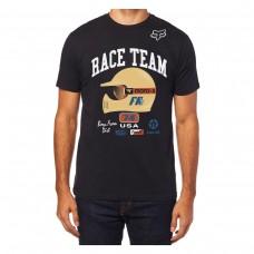 T-Shirt Fox Speedway Premium schwarz