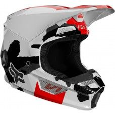 Fox V1 Moto-Cross Helm - Berserker