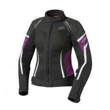IXS Andorra Lady - schwarz/violett/weiss