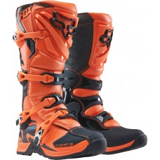 Fox Stiefel Comp 5 - orange/schwarz
