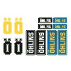 Öhlins Sticker-Kit