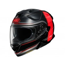SHOEI GT-Air II - Crossbar TC-1 schwarz/rot