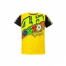 T-Shirt VR46 Rossi Kinder 264001