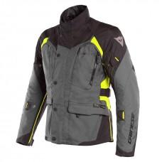 Dainese X-Tourer Jacke - grau/schwarz/gelb