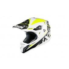 IXS Helm HX 179 - schwarz/gelb