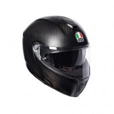 AGV Sportmodular - Solid Carbon matt